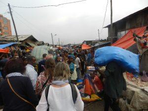 Addis Abeba, Merkato, Etiopiako bidaia