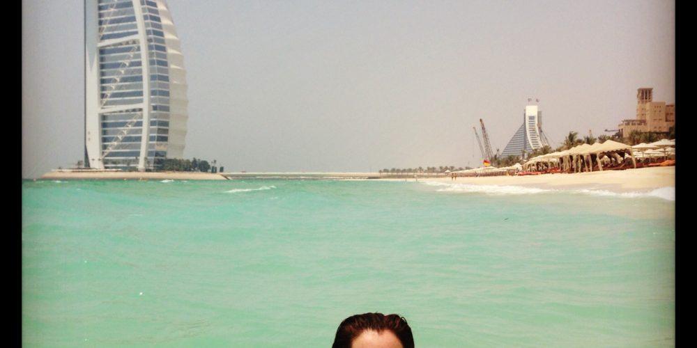 Dubai. Bigarren geldialdia.