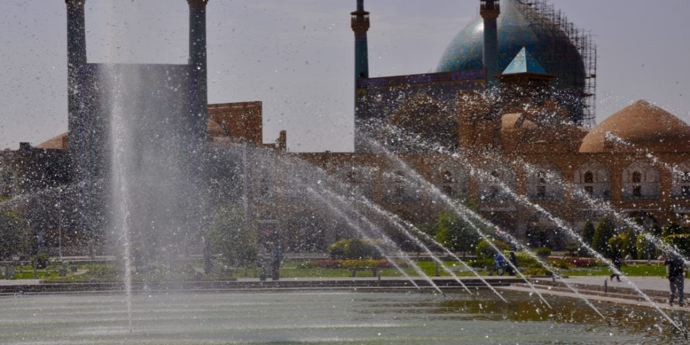 Isfahan I. Iran.